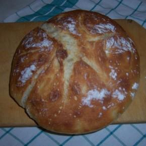 Łatwy chleb pszenny
