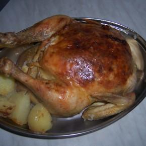 Kurczak po polsku