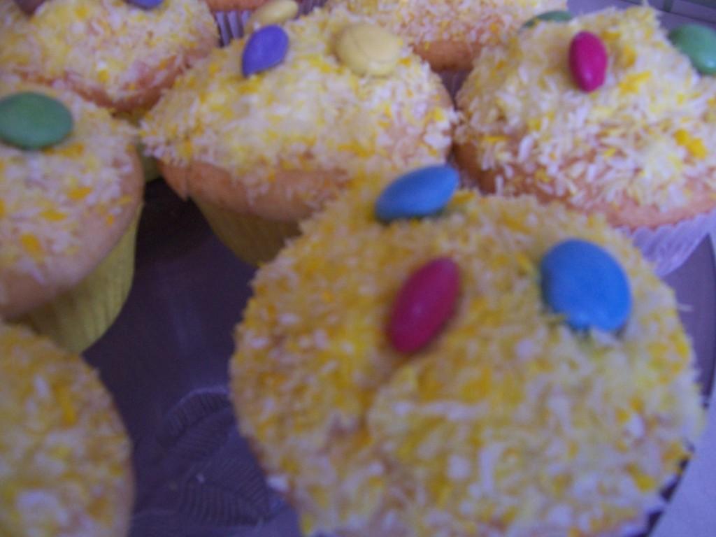 Kurczaczki - muffinki