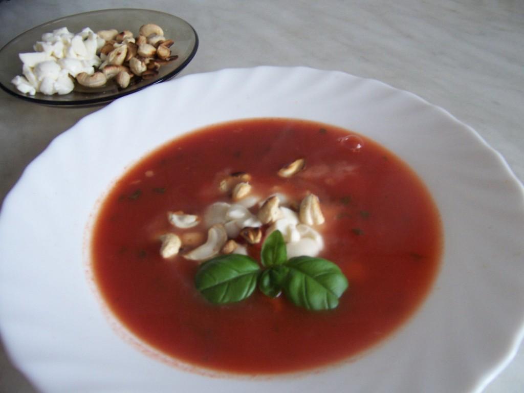 Zupa pomidorowa