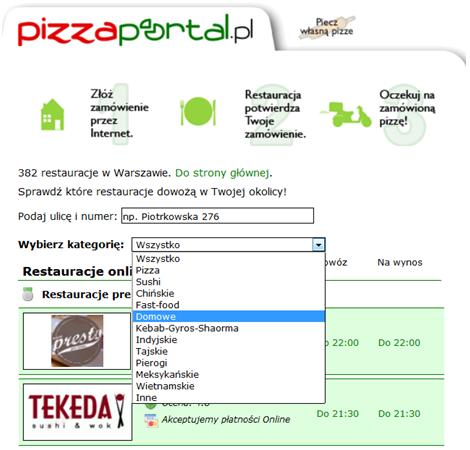 pizzaportal