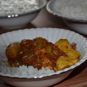 Kurczak murgh masala