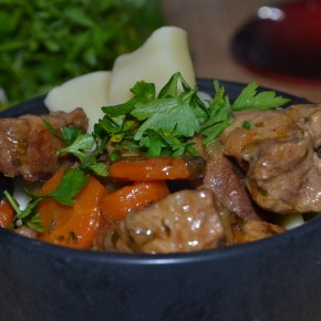 Ragout - gulasz kuchni francuskiej