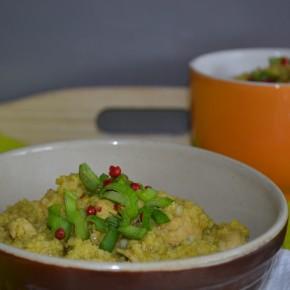 Jaglane curry