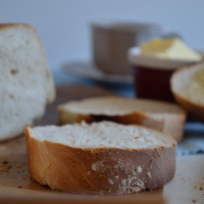Wurzelbrot - Szwajcarski zawijany chleb