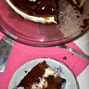 Devil's Food Cake i drugie urodziny bloga