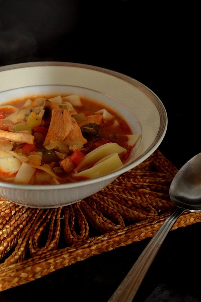 zupa strogonoff